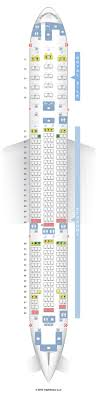 Austrian Airlines Boeing 777 200 Seating Chart