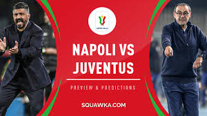 Napoli vs juventus highlights and full match competition: Napoli V Juventus Predictions Live Stream Confirmed Lineups Coppa Italia Final