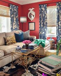 room cute blue ideas: cute blue and red living room  with a lot more home design styles interior ideas with blue and red living room