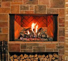 how much does it to run cost of gas fireplaces natural fireplace repair insert