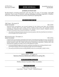 Examples Of Resume Objectives For Accounting Resume