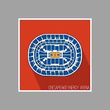 Seating Chart Chesapeake Energy Arena Amazon Com Oklahoma City Chesapeake Energy Arena