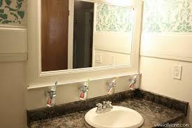 Diy Bathroom Storage Mason Jar Bathroom Storage Diy M Nongzico