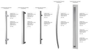 elite plus exterior door hardware selection handles steel