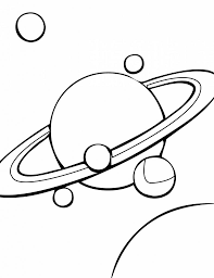 Unconditional Solar System Coloring Pages Free Printable For Kids