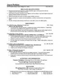 Professors Resumes Seven Common Mistakes Everyone Makes In Resume Examples For