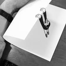 3d paper art ilrations huskmitnavn 2