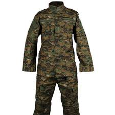 Combat Marpat Uniform 2 Piece Set