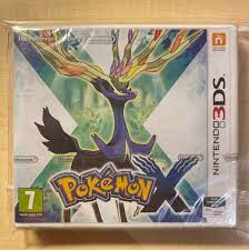 Pokemon X Y Sealed VGA? Wata? Nintendo 3DS in Bayern - Heilsbronn |  Nintendo Spiele gebraucht kaufen