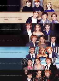 best harry potter images harry potter  harry ron and hermione growing up