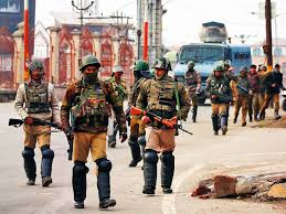 Pulwama Terror Attack Timeline Of Conflict Between India