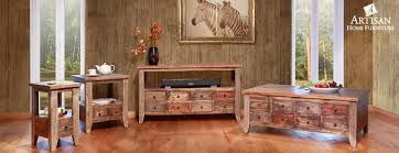 Artisan Home Sofa and Console Tables