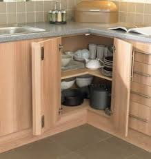 corner kitchen cabinet storage ideas for pots and pans - I like the idea  for the cabinet doors