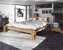 The Beds James Massivholz Bett Hoch Kaufen Slewocom
