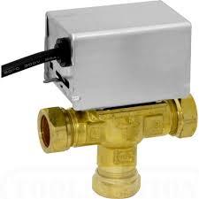 v4073a1039 mid position valve 22 3 port y plan valve honeywell v4073a1039 mid position valve 22 3 port y plan valve honeywell motorized valve