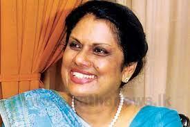I am chairperson of SLFP, not Sirisena : Chandrika Bandaranaike | Siyatha  News - English