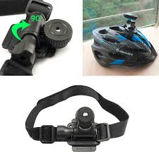 Action Camera Gopro Accessories Headband Chest Headstrap Forgo Pro