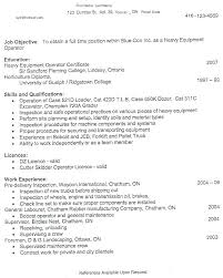 Resume Outline Sample Carpenter Resume Examples Cv Format Samples ...