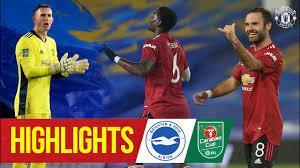 Брайтон – Манчестер Юнайтед – 0:3. Видео голов и обзор матча