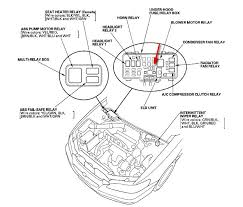 wondering why a c of 2000 honda accord stopped working 98 Honda Accord Fuse Box Diagram and here is how you can tell a good from bad fuse 1998 honda accord fuse box diagram
