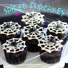 halloween spider cupcakes. Modren Spider Spider Cupcake Use Box Cake Mix U0026 Canned Icing To Make This Easy Creepy  Cupcakes For Halloween Cupcakes N