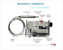how car air conditioner works. mechanical thermostat how car air conditioner works