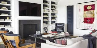 tour stylish office los. Molly Sims Living Room Tour Stylish Office Los E