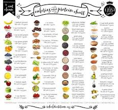 Calories And Protein Healthy Substitutes Food Calorie