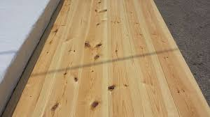 knotty new heart pine flooring 1x6 new