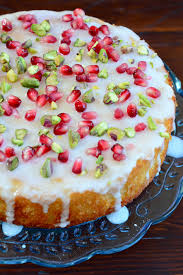 Lemon Drizzle Cake Decoration Fuzeemoss Lifesyle