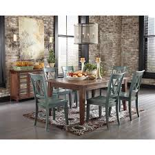 blue dining room set. Dining Chairs Blue Wood Navy Kitchen Teal Room Set Y