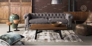 industrial furniture ideas. Industrial Living Room Furniture Ideas -
