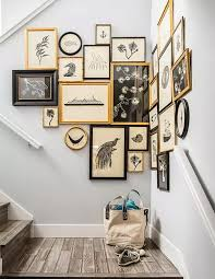 ideas for decorating a gallery wall