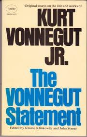 the vonnegut statement original essays on the life and works of the vonnegut statement original essays on the life and works of kurt vonnegut jr jerome klinkowitz and john somer editors 9780586041468 com