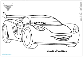 32 Coloriage Cars 2 Page 14