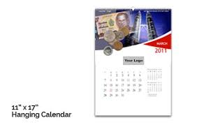 Photo Calander Hanging Wall Calendar