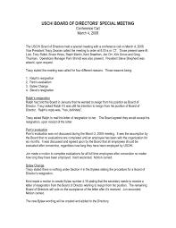 Resignation Letter Sample Resignation Letter From Board Member