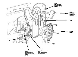 ford taurus starter wiring diagram the wiring 2005 ford taurus under hood fuse box diagram jodebal