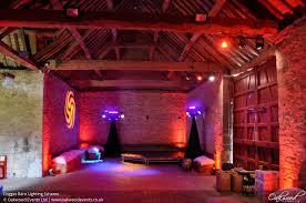 Lighting Scheme Cogges Barn Lighting Scheme E