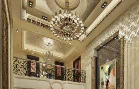 house roof ceilings and chandeliers european style
