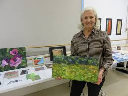 Lakeshore Fiber Arts Guild: Painting with Thread with Priscilla Lynch