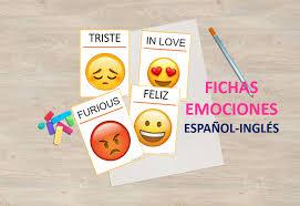 de emociones para imprimir con emojis