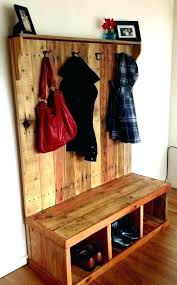 solid wood hall tree mirror coat rack storage bench coat rack coat rack entryway bench wood