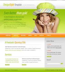 Kids School Website Template School Website Templates Free Gala Bakken Design
