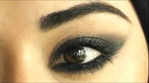 cheryl cole makeup tutorial arabic smokey eye شيريل كول مكياج للعيون عربية you