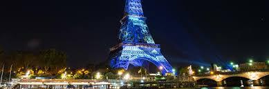Eiffel Tower Light Show 2017 Panasonic Business Projectors Help To Illuminate The Eiffel