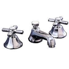 3 handle bathroom faucet attractive inspiration ideas cross handle bathroom faucet k 3 bl purist