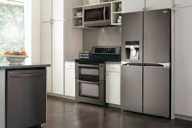lg black stainless steel refrigerator. LG Black Stainless Steel Kitchen Lg Refrigerator