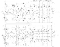 schematic diagram watts amplifier the wiring diagram power amplifier circuit diagram circuit diagram wiring diagram acircmiddot google co uk search q