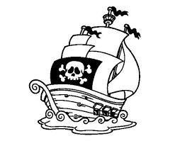 Disegno Di Nave Dei Pirati Da Colorare Piratas Disegno Di Nave